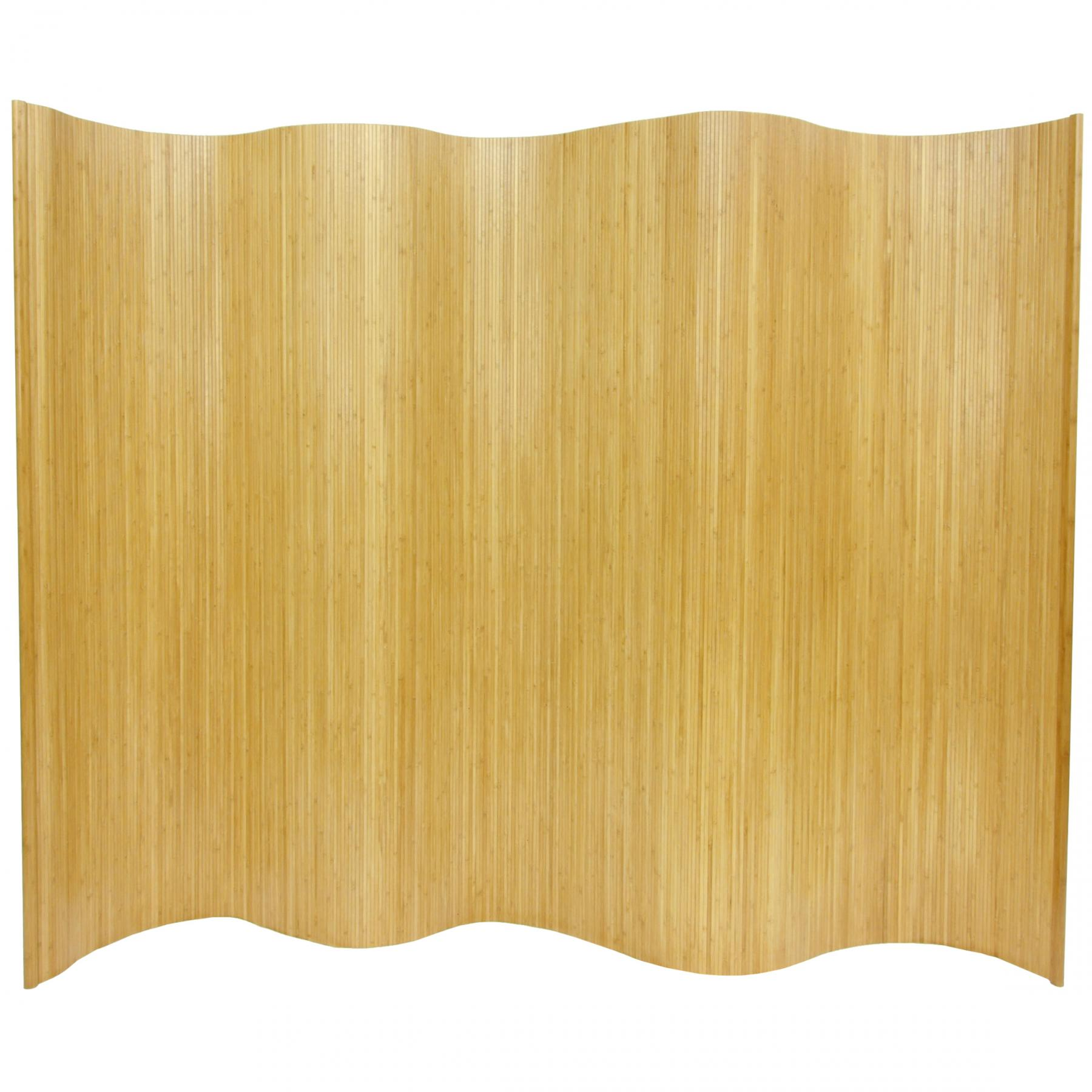 6 ft tall bamboo wave screen
