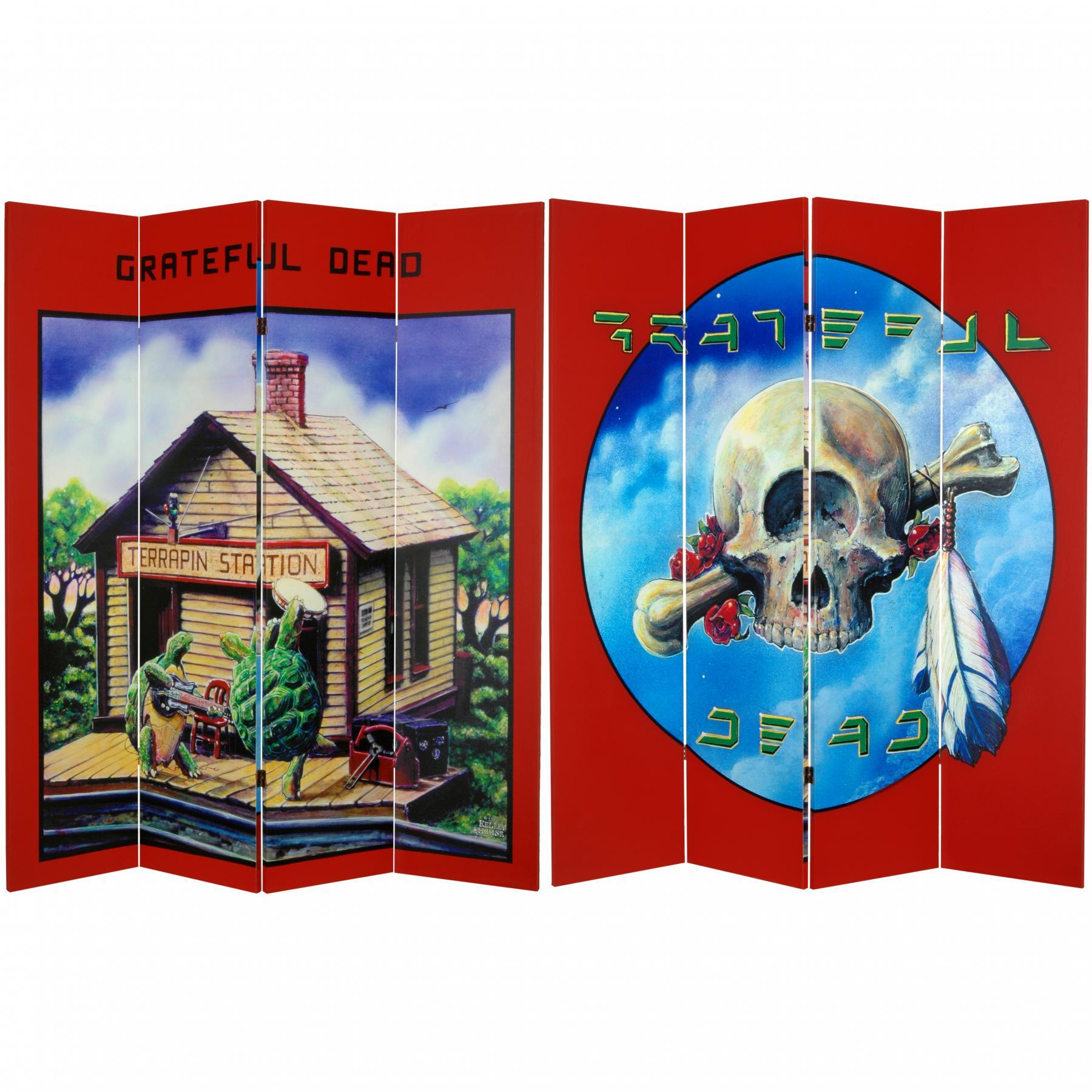 Terrapin Station Canvas Terrapin Station Skull