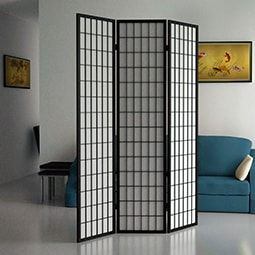 dividing room screens