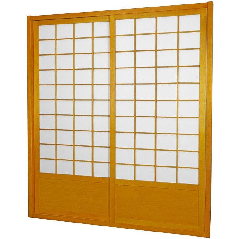 Buy 7 ft Tall Zen Shoji Sliding Door Kit Online SHOJI DOOR